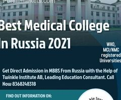 Study In Russia For MBBS 2021 Twinkle InstituteAB