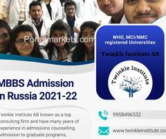 Russian MBBS college 2021 Twinkle InstituteAB