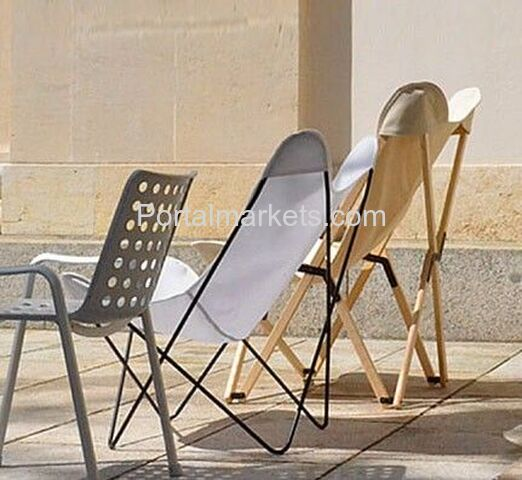 Buy the elegant Hardoy Butterfly Chair for superior comfort - 1