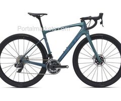GIANT DEFY ADVANCED PRO 0 CHRYSOCOLLA ROAD BIKE 2021 (CENTRACYCLES)