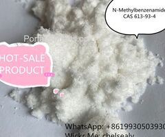 Factory N-Methylbenzenamide price CAS 613-93-4 from China suppliers.WhatsApp:+8619930503930