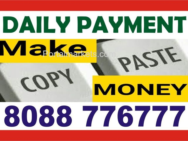 Part time work from Home | Copy Paste Job | E-Mail sending job | 2013 | - 1