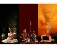 Online Music,Dance and Yoga classes