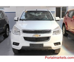 Chevrolet Trailblazer LT Limited Edition 4x2 Dsl 6 Speed AT . - Image 1/4