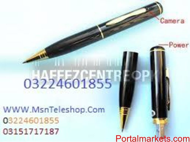Camera Pen Price in Quetta MsnTeleshop call 03224601855 - 2/3
