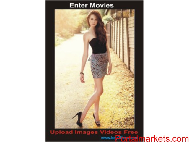 Enter Movies Upload Images Videos FREE - 1/1