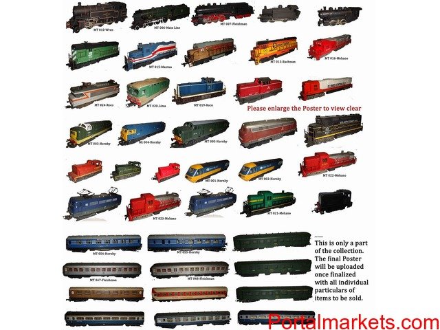 Model Trains & Accessories (HO-Scale) - 2/2