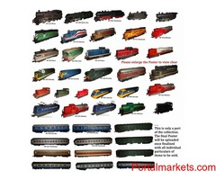 Model Trains & Accessories (HO-Scale)