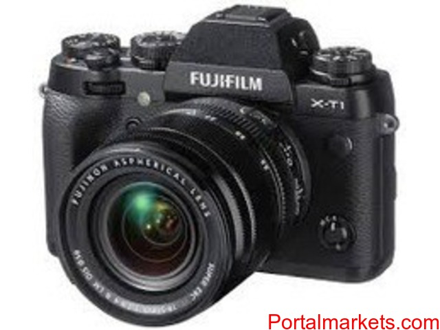 For New Fujifilm X-T1 16MP Interchangeable Lens Digital Camera - 1/1