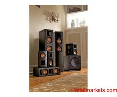 "For New Klipsch Speakers RF-7II Home Theater System, Two FREE 15"" 1000..."