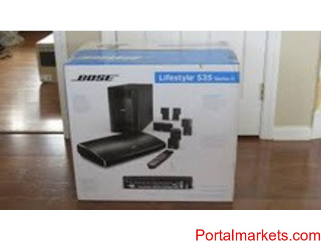 For New Bose Lifestyle 535 Series II Home Entertainment System - 1/1
